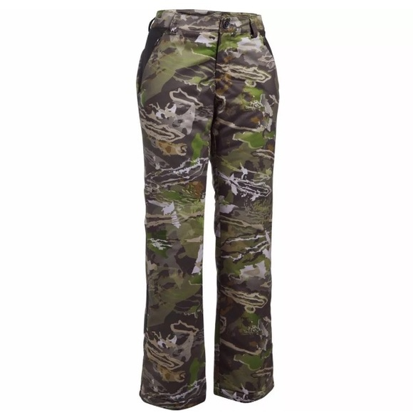 c48a5ce2d78e8 Under Armour Pants | Womens Extreme Hunting Snow Ski | Poshmark